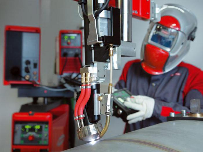 manual plasma welding