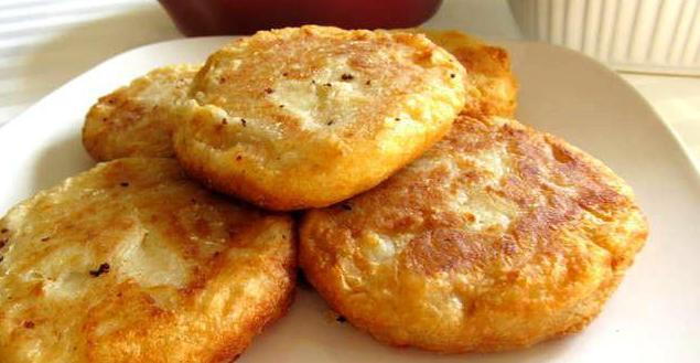 mashed potato pies