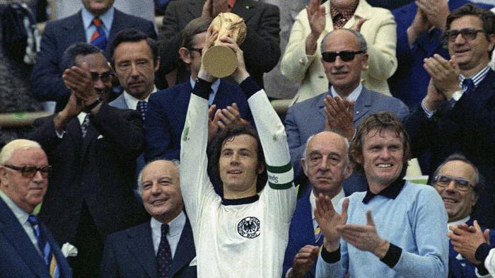 Franz Beckenbauer nickname
