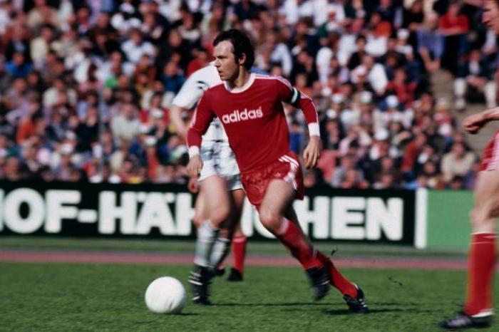 Franz Beckenbauer biography