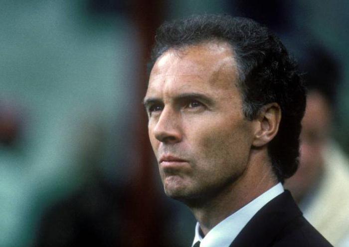 Franz Beckenbauer private life