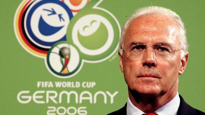 Franz Beckenbauer football player