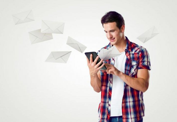 how to set up mail on android