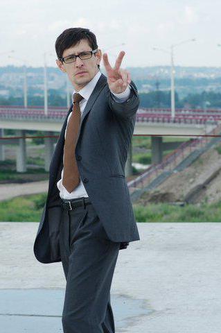 actor Denis Burgazliev