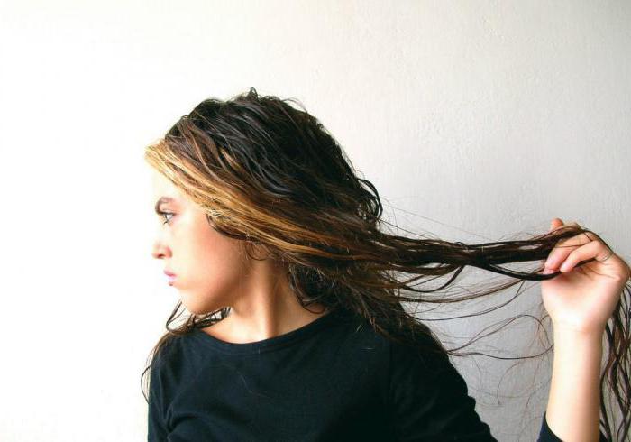 Маски для волос быстро жирнеющих волос