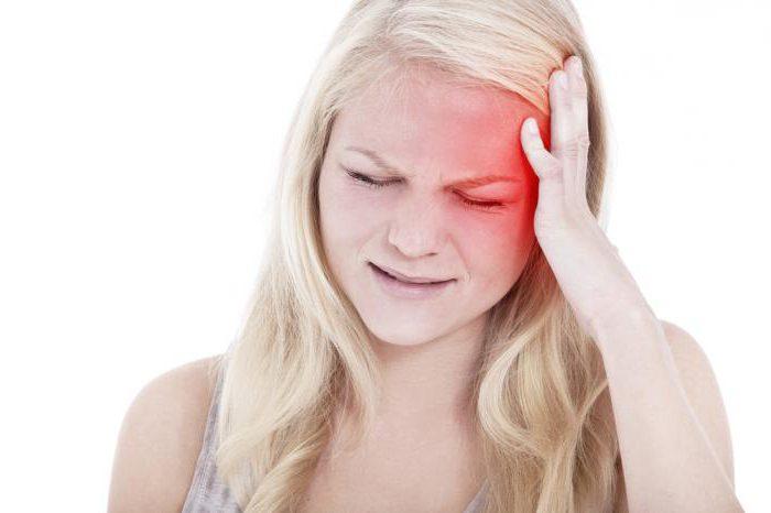 Как снять боль мигрени в домашних условиях