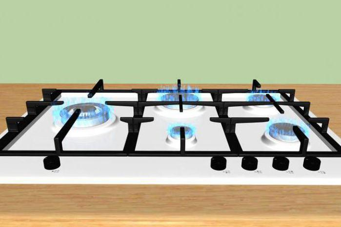 build a gas stove yourself