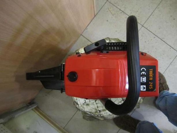chainsaw taiga tbp 4000