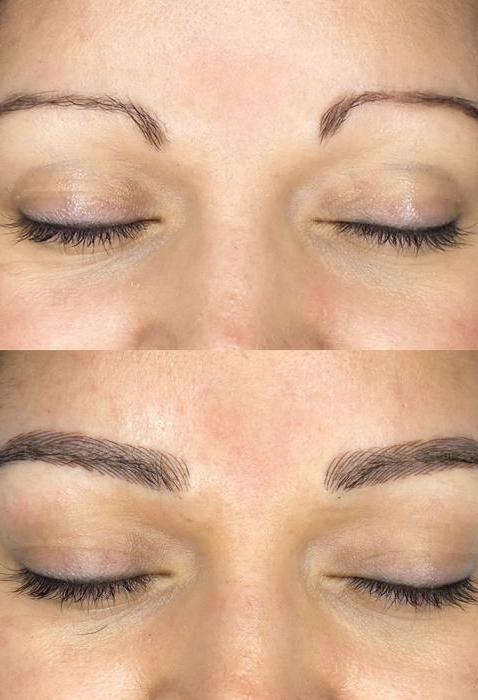 eyebrow microblading reviews