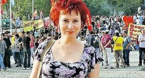Daria Aslamova trashy girl