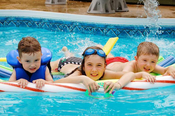 какие правила работы бассейна вызывают улыбку