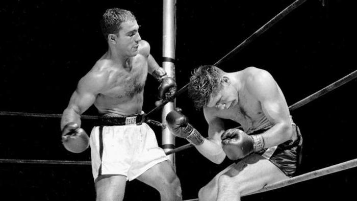boxer rocky marciano biography