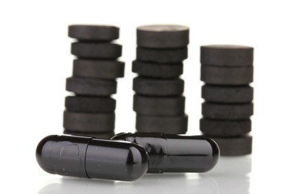 body purification with activated carbon for weight loss