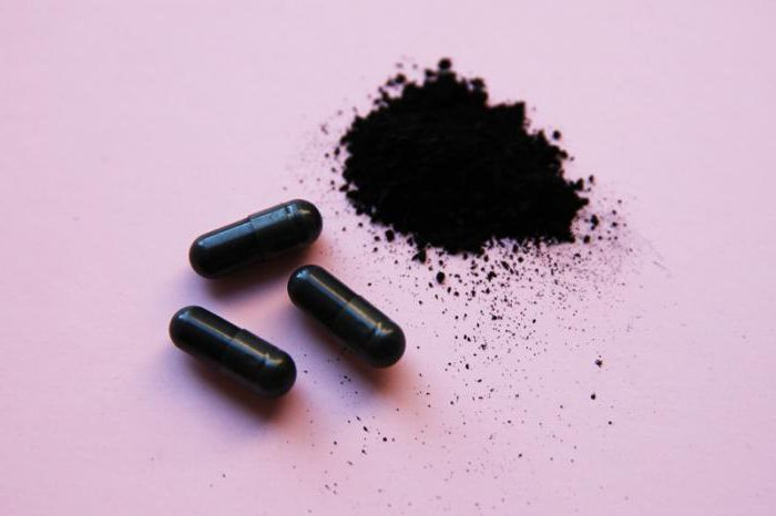 activated carbon to cleanse the body