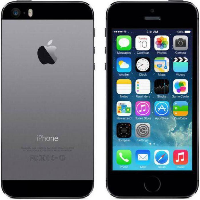 восстановленный iphone 5s отзывы