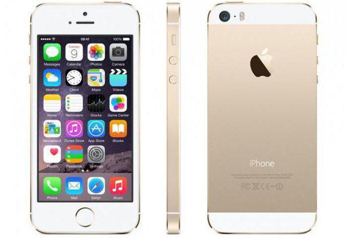iphone 5s 16gb восстановленный