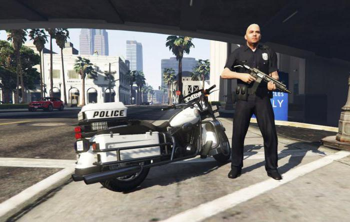 gta codes how to become a cop