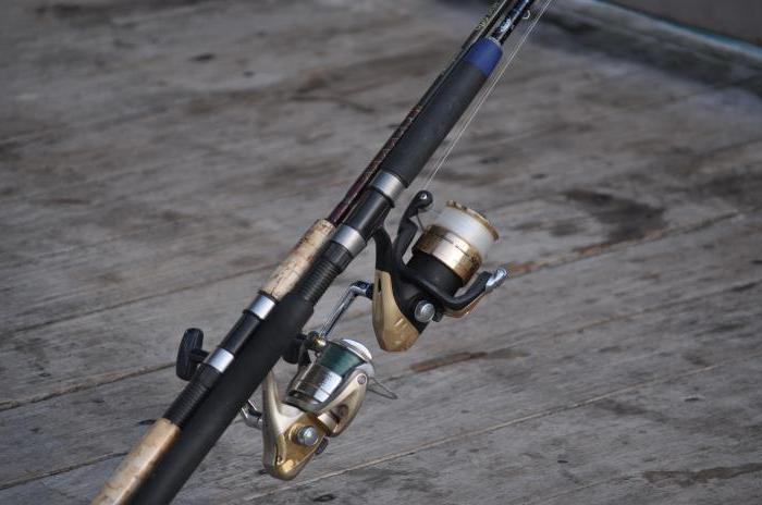 Top spinning for jig