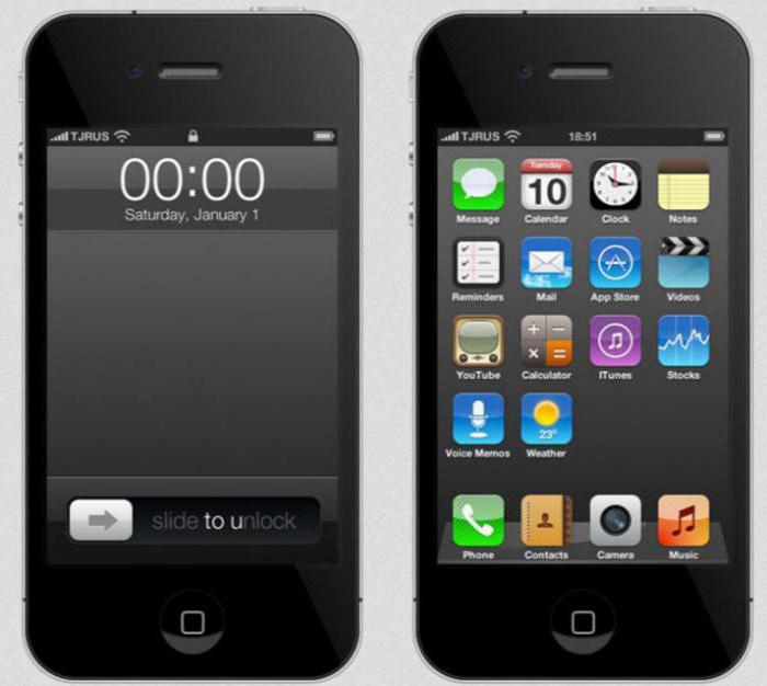 как подключить iphone телефон через itunes