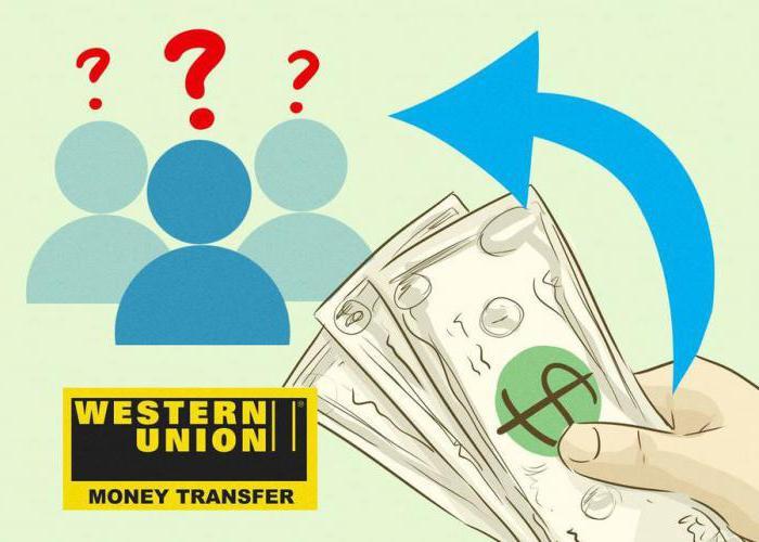 Как вернуть деньги с вестерн юнион