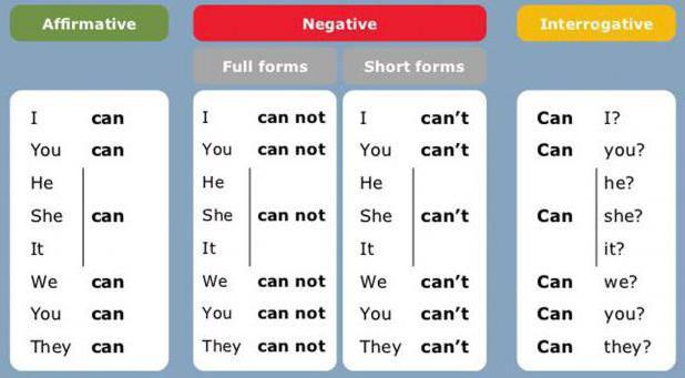 модальный глагол could