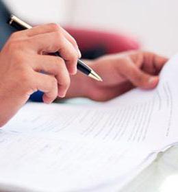 Уведомление о расторжении договора оказания услуг образец