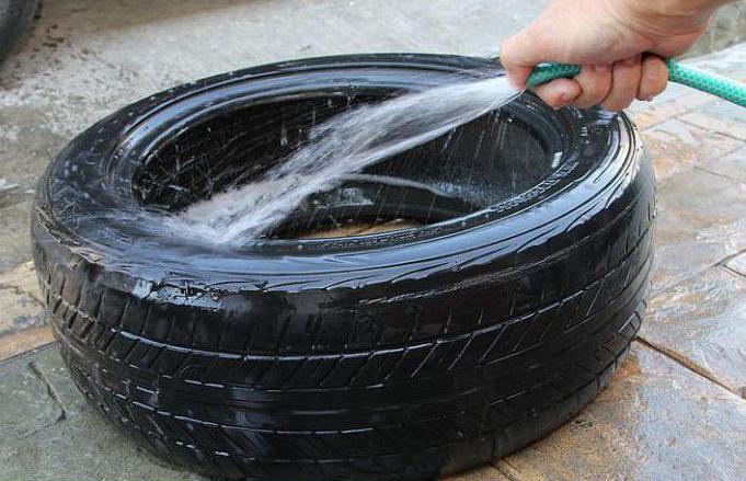 как правильно хранить шины без дисков фото