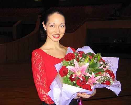 Angelica Krylova figure skater photo