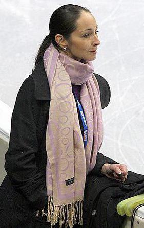 Angelica Krylova interesting