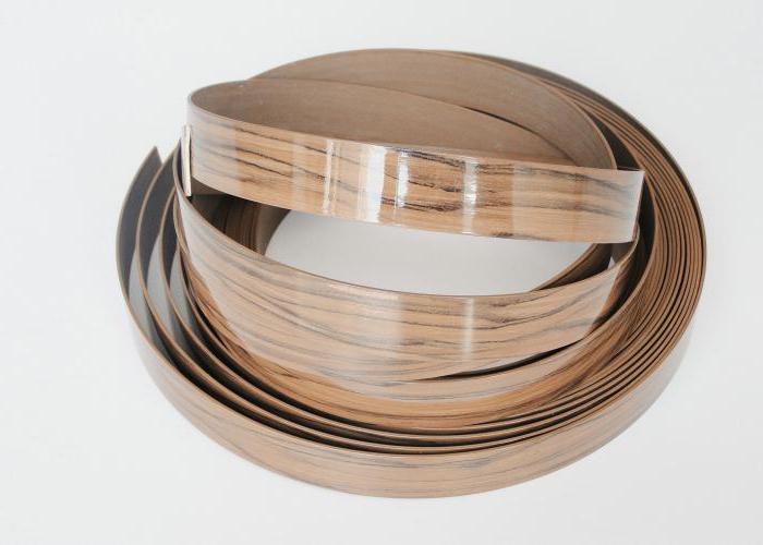 furniture edge n shaped