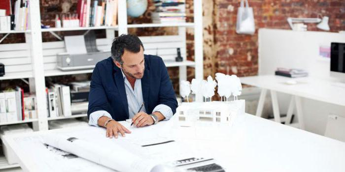specialty architect
