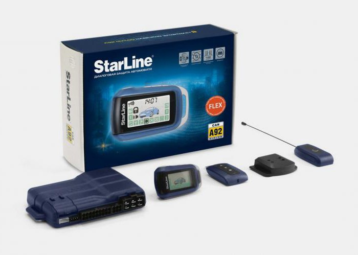 Starline A94 User Manual