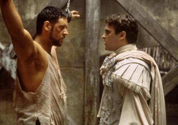 «Гладиатор». Актеры и создатели исторического эпика