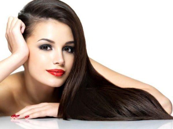 Маска для волос на основе касторового масла