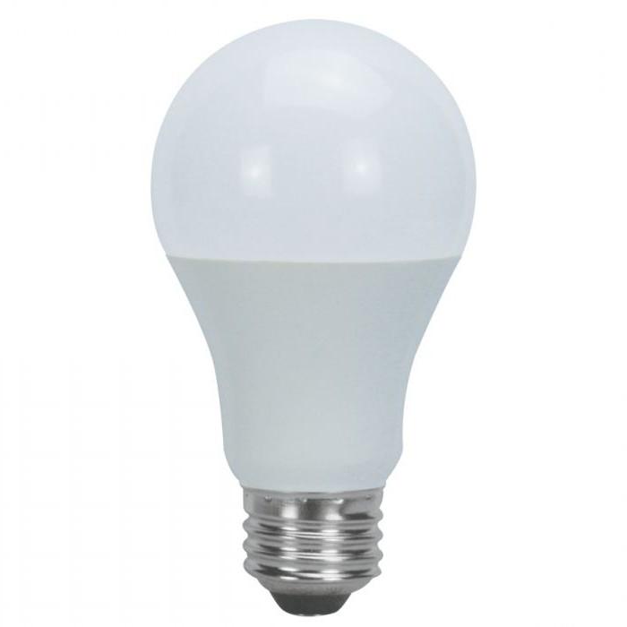 отличие светодиодных лампочек от энергосберегающих