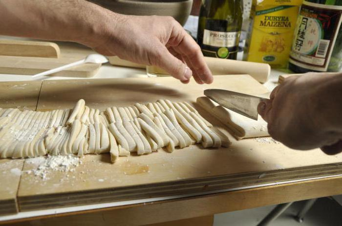 итальянская паста дома