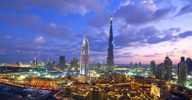 сколько по времени лететь ростов Дубай