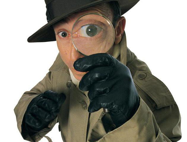 good detective qualities
