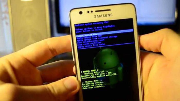 Как сделать сброс настроек на андроиде если он заблокирован