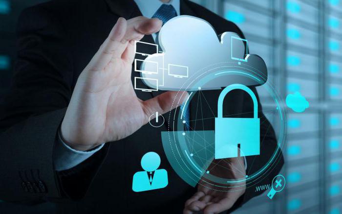 хранение информации в облачных хранилищах