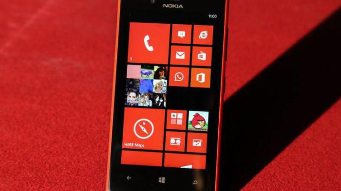 Nokia lumia 720 review