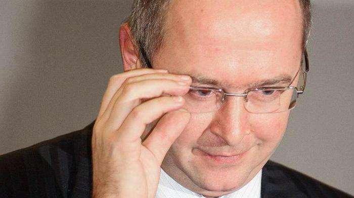 Sergey Kiriyenko biography