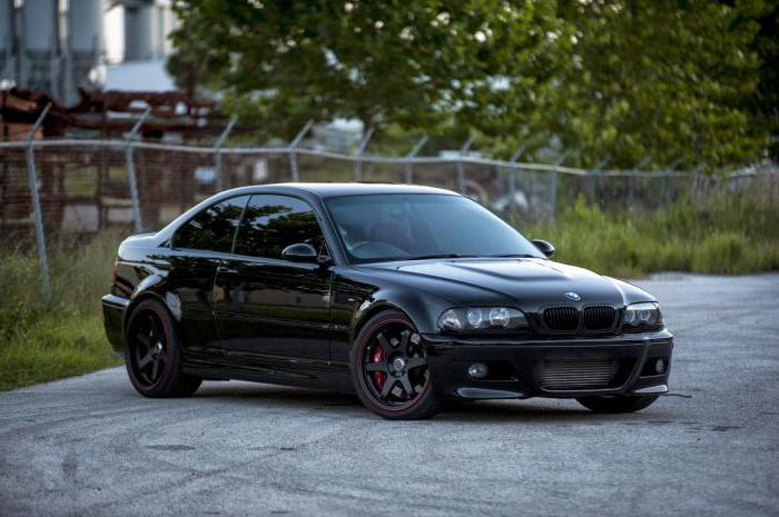 BMW E46 Specs