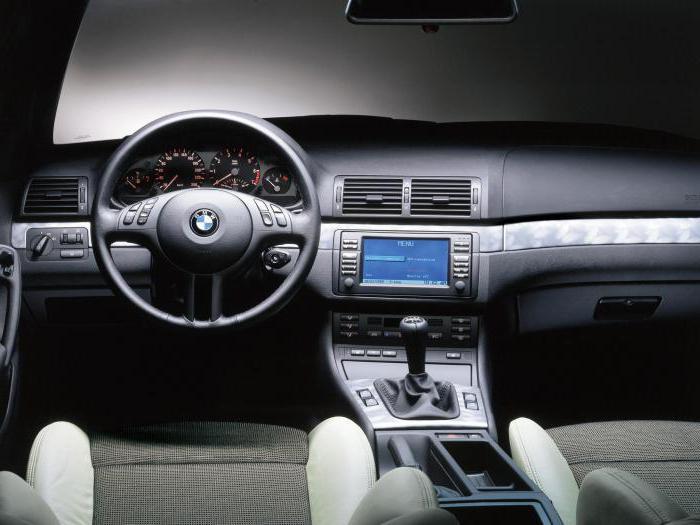 BMW e46 panel