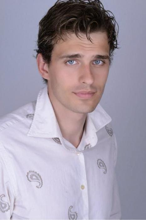 Actor Vasily Stepanov