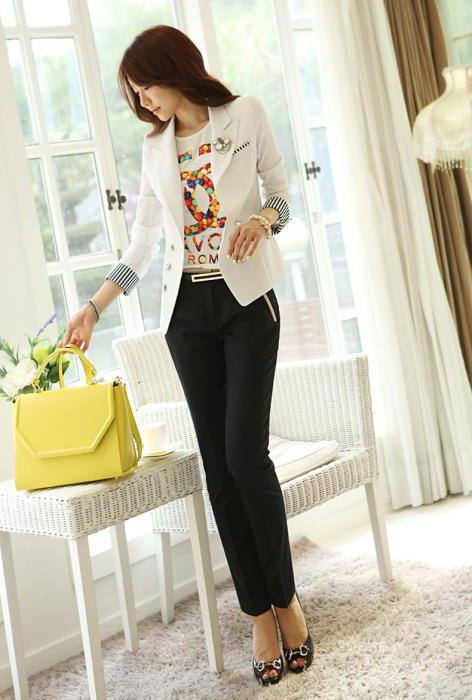 классические серые брюки женские