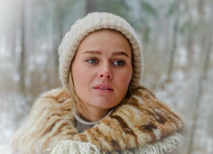 actress Catherine Kuznetsova filmography