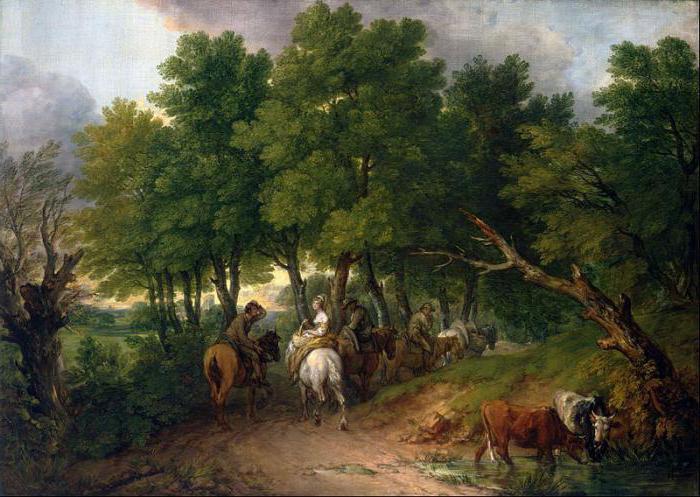 Thomas Gainsborough creativity