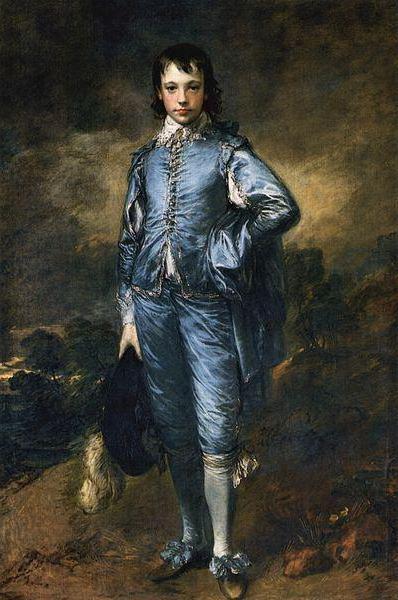 Thomas gainsboro paintings