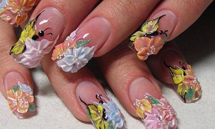 Обучение наращивание ногтей в мурманске